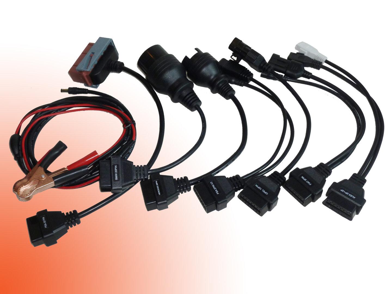 diagnostic adapter obd1 obd2 for mercedes opel vag bmw and. Black Bedroom Furniture Sets. Home Design Ideas